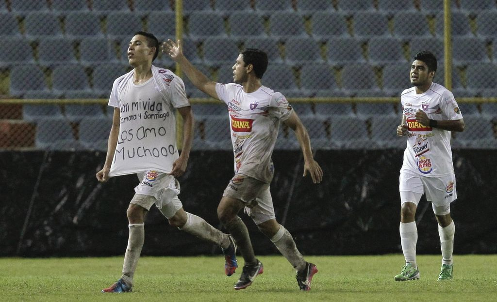 Prensa salvadoreña destaca triunfo del Firpo en Concachampions