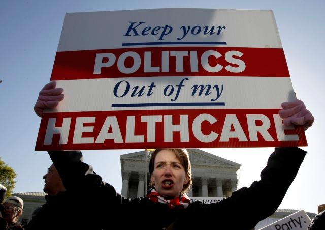 Ataque a Obamacare