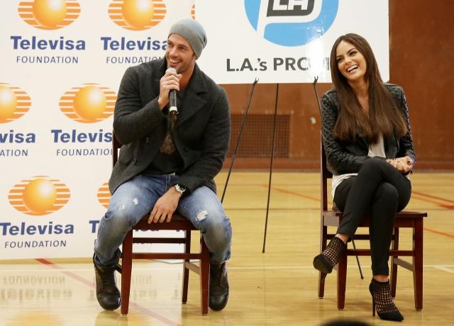 Emilio Azcárraga Jean anunció la creación de Televisa Foundation en EEUU