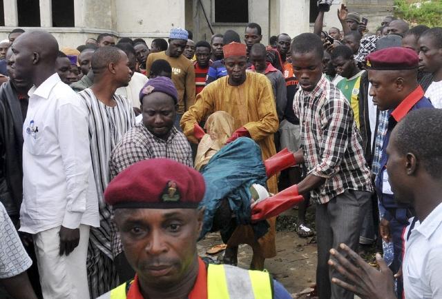 Matanza en Nigeria