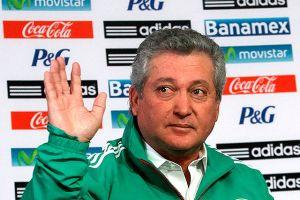 Víctor Manuel Vucetich está a punto de ser nuevo técnico de Chivas