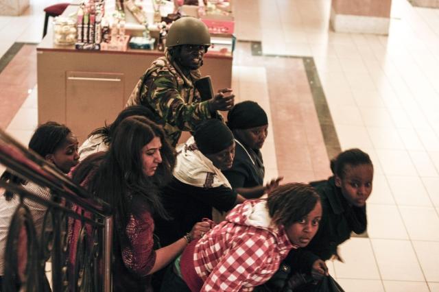 Terror en 'mall'