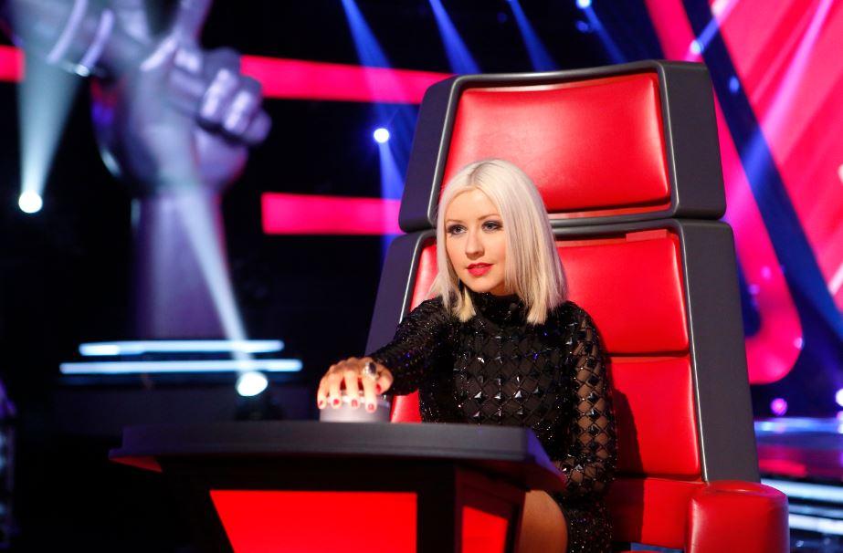 Christina Aguilera regresa renovada a 'The Voice'