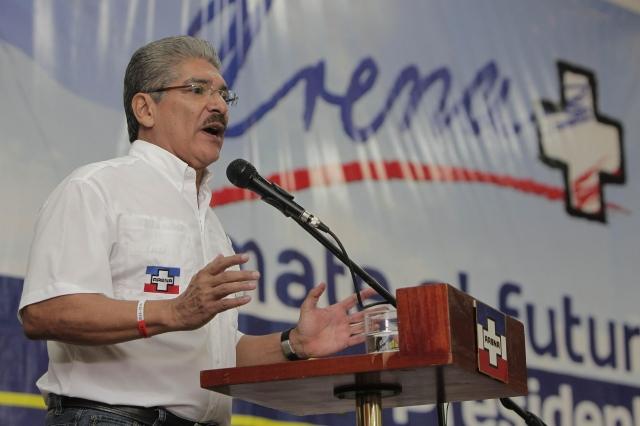 ARENA dice  ganará elecciones en 2014