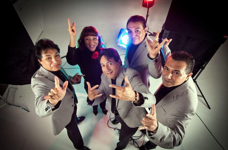 Los Ángeles Azules siguen siendo un fenómeno musical