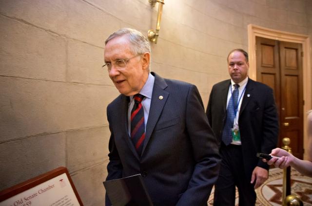 El Líder de la Mayoría en el Senado,  Harry Reid (D- Nev) no oculta su pesimismo sobre el futuro de la reforma migratoria en EEUU.