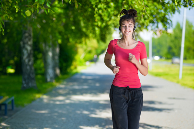 Train for your first 5k race in 7 weeks