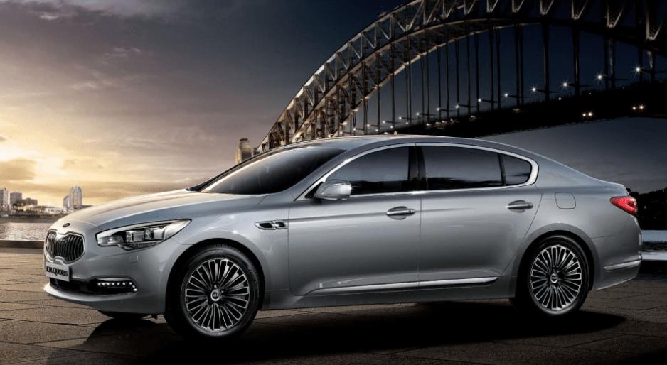 Kia Motors muestra un segmento más lujoso