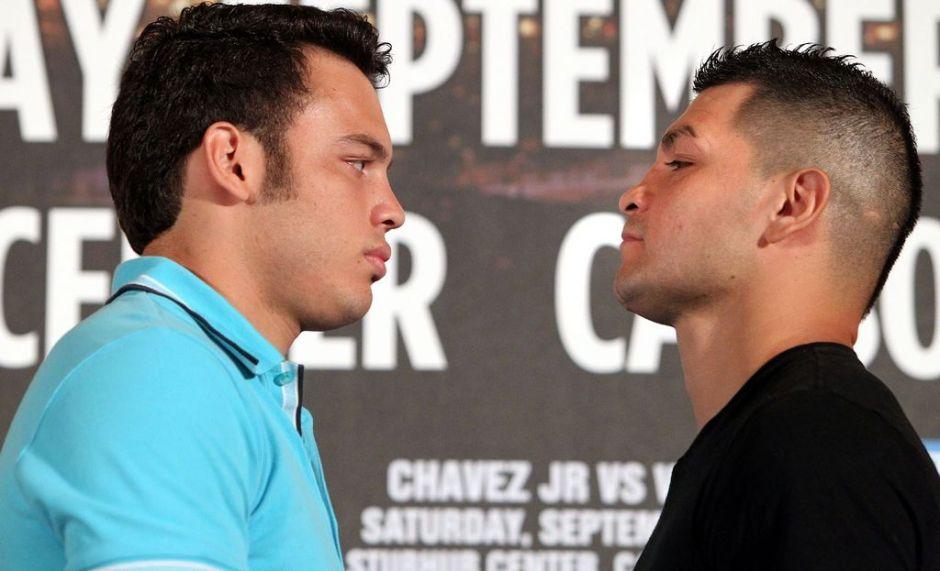 Julio César Chávez jr. regresa al ring ante Brian Vera