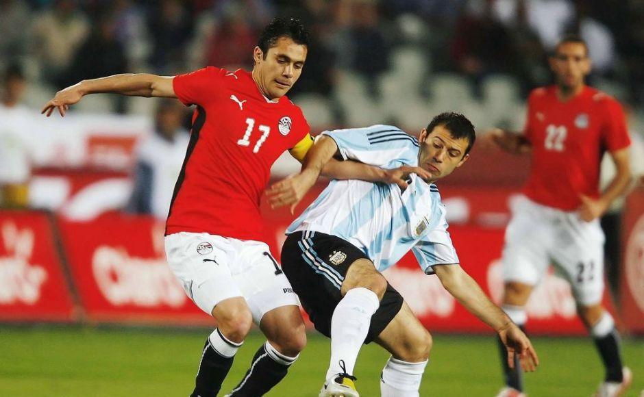 Egipto se jugará su pase al Mundial en El Cairo