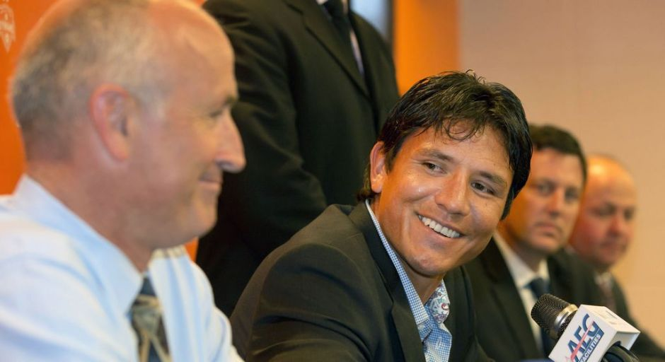 Houston Dynamo tendrá partido de homenaje para Brian Ching