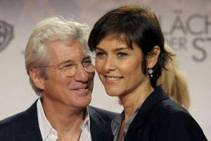 Richard Gere y su esposa se separan tras 11 años