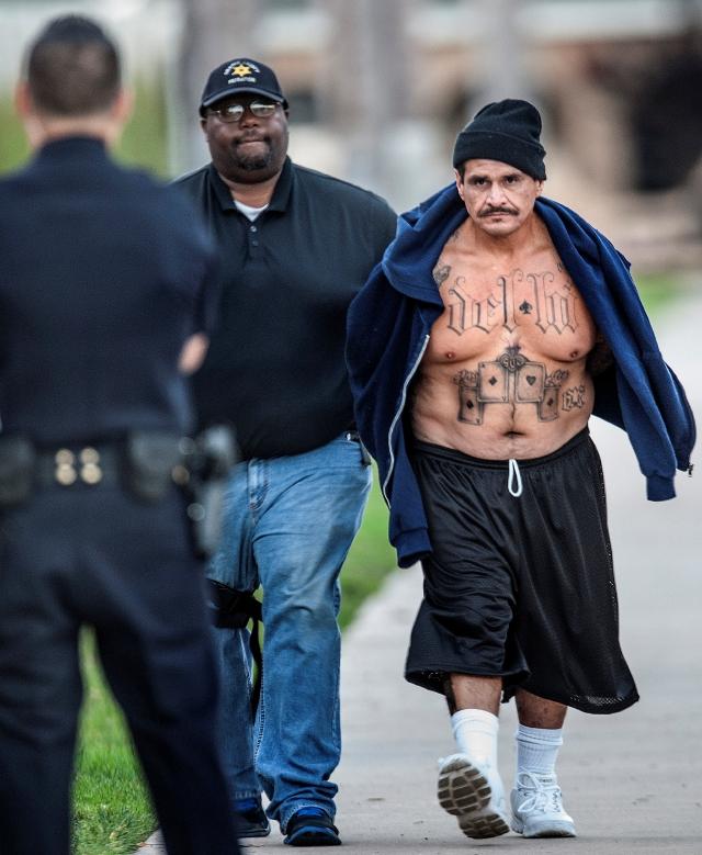 Arresto de un colaborador de la Mafia Mexicana.