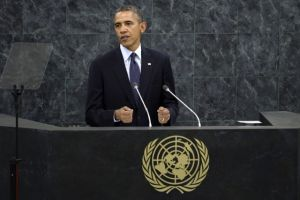 Obama se aferra a la diplomacia en ONU