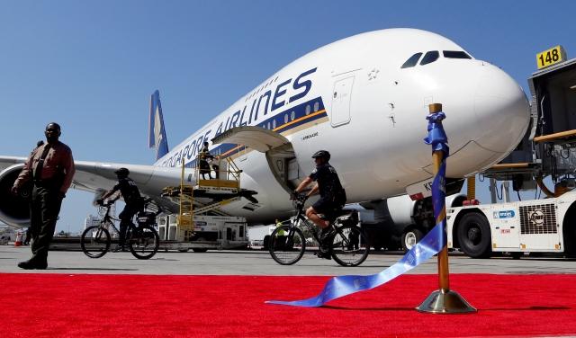 Airbus predice más demanda de aviones
