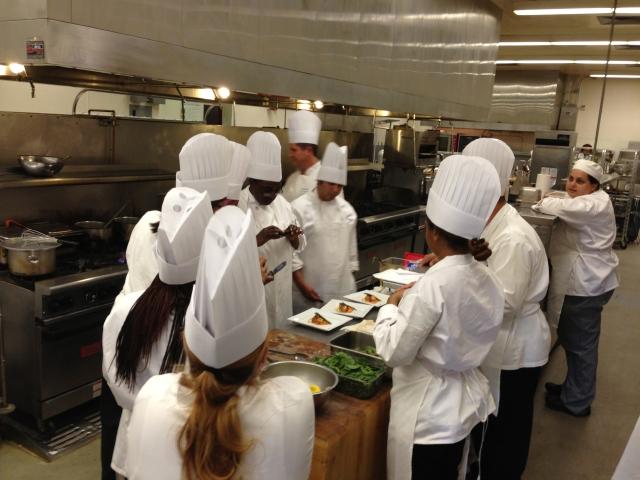 Chef, una profesión que está de moda