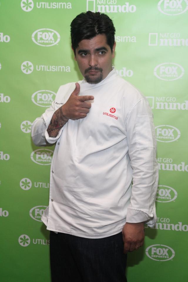 Chef Aarón Sanchez visita LA para recaudar fondos