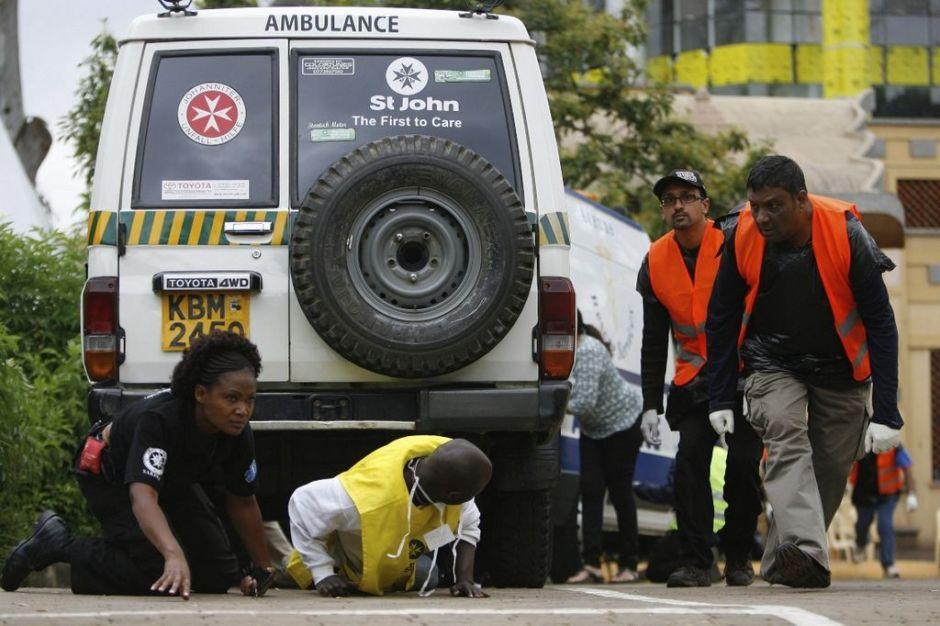 Extremistas dicen que 137 rehenes murieron en Nairobi