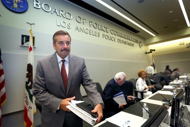 Jefe Beck no hará cambios a decomisos de autos en LA