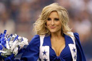 Porristas, el lado bello de la NFL (Fotos y video)