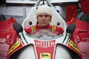 Daniel Brühl acelera con 'Rush' para colocarse entre los grandes