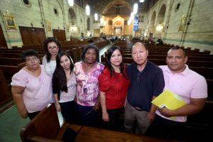 Arquidiócesis de LA confirma pérdidas en Iglesia San Pablo