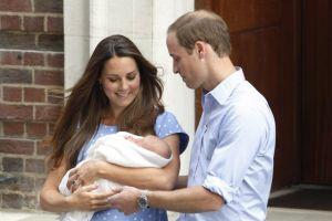 Hijo de duques de Cambridge será bautizado el 23 de octubre