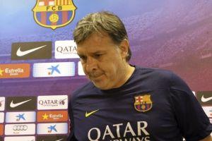 """""""Tata"""" Martino impone récord histórico con el Barcelona"""