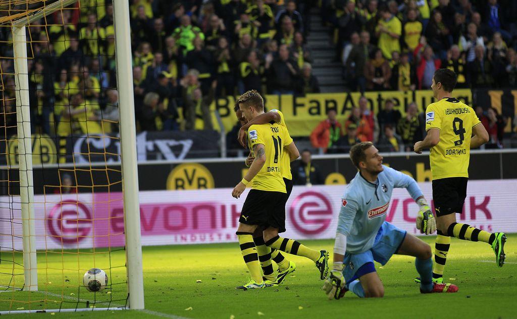 Dortmund y Bayern vuelven a ganar en la Bundesliga (Videos)