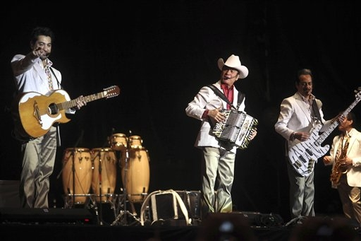 Gruperos cantarán para damnificados de Sinaloa