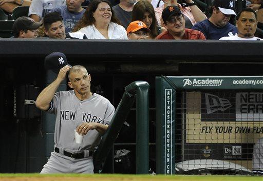Yankees ganan a Astros y quedan fuera de postemporada