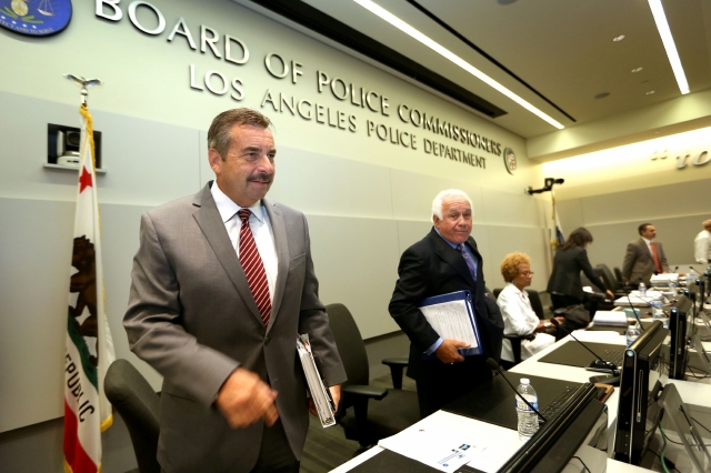 LAPD volverá a decomisar autos de indocumentados