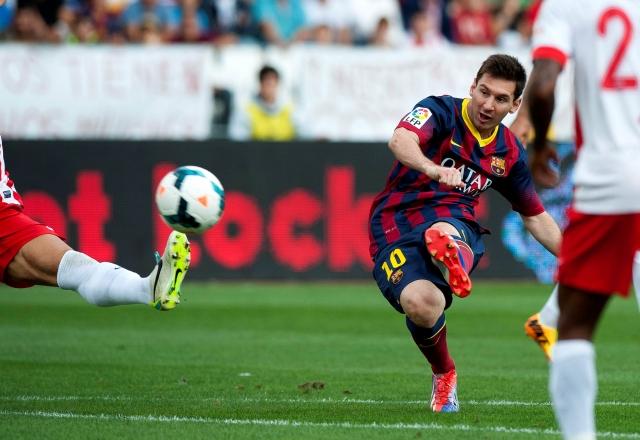 Pierde a Messi
