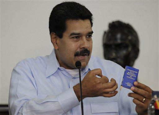 Maduro expulsa de Venezuela a funcionarios de EEUU