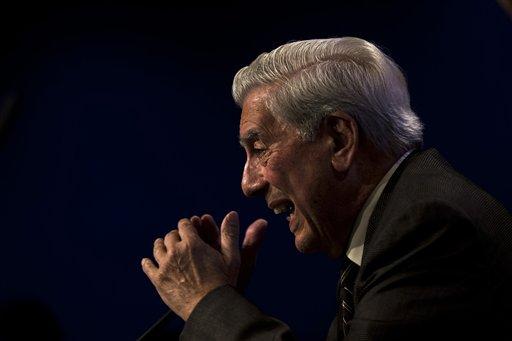 Mario Vargas Llosa apoya la unión civil homosexual en Perú