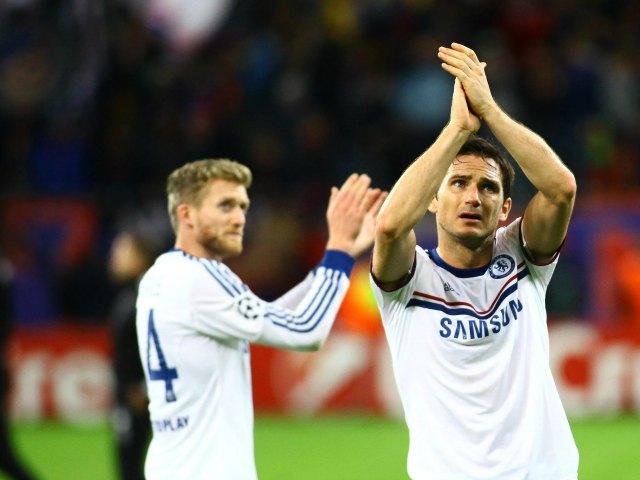 Chelsea apalea 4-0 al Steaua de Bucarest (Fotos)
