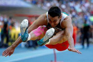 Saltador mexicano Luis Rivera inicia pretemporada 2014