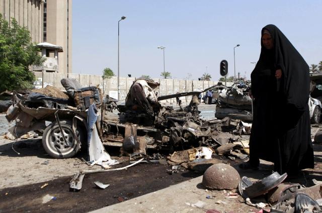 Nueva ola de ataques en Irak
