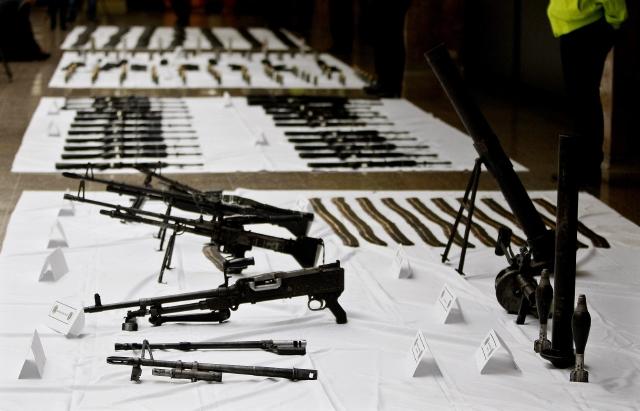 Un panameño en las   FARC