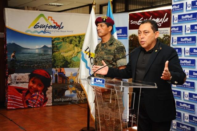 Tensión en Guatemala