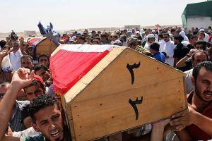 ONU: Mil personas murieron en Irak en septiembre