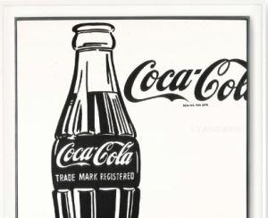 Coca-Cola de Warhol podría subastarse en $60 millones