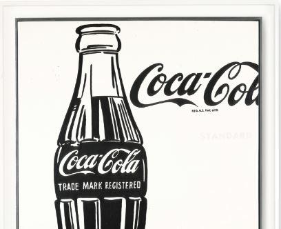 Este cuadro de 1.7 metros de alto por 1.37 de ancho, fue pintado a mano por Warhol en 1962.