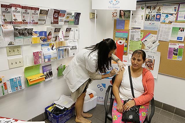 Consulado de México arranca semana de salud en Texas