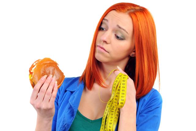 Maneras de aplacar el apetito