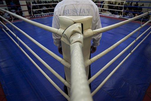 Todo listo para la pelea entre Marco 'Dorado' Reyes y Rogelio Medina