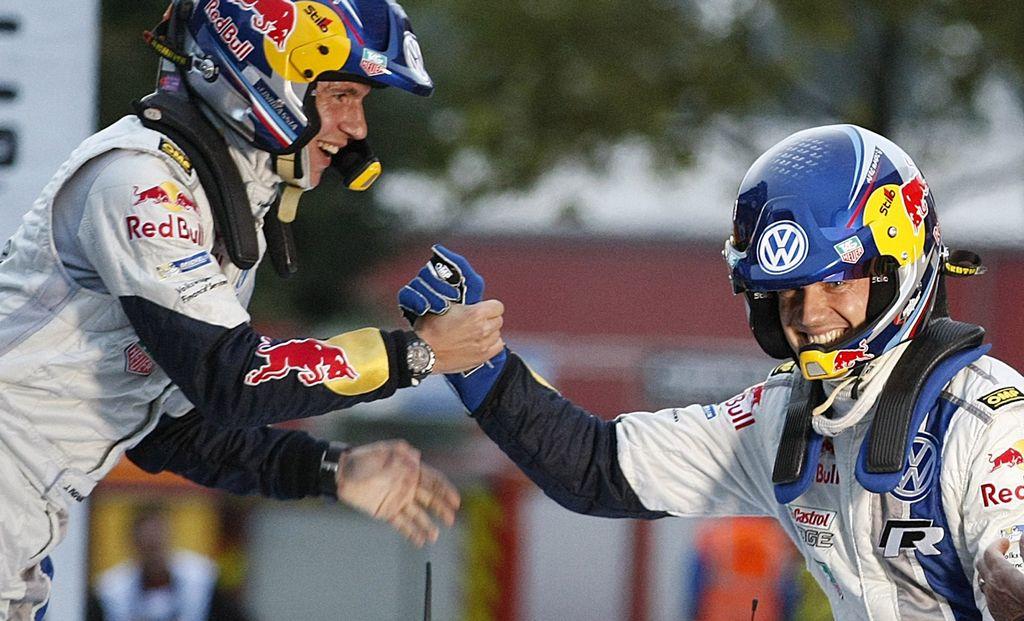 Sebastien Ogier, nuevo campeón del Mundial de Rallys