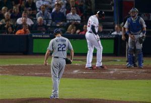 Dodgers se imponen a Bravos en postemporada