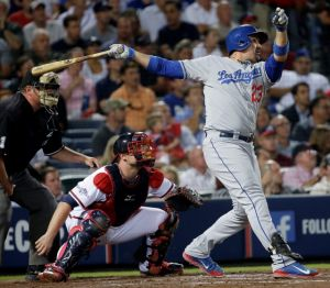Estos Dodgers...Sin novedad