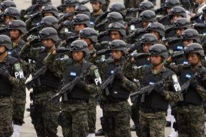 Vuelve la  Policía Militar